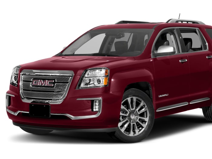 2017 gmc terrain denali front wheel drive pricing and options. Black Bedroom Furniture Sets. Home Design Ideas