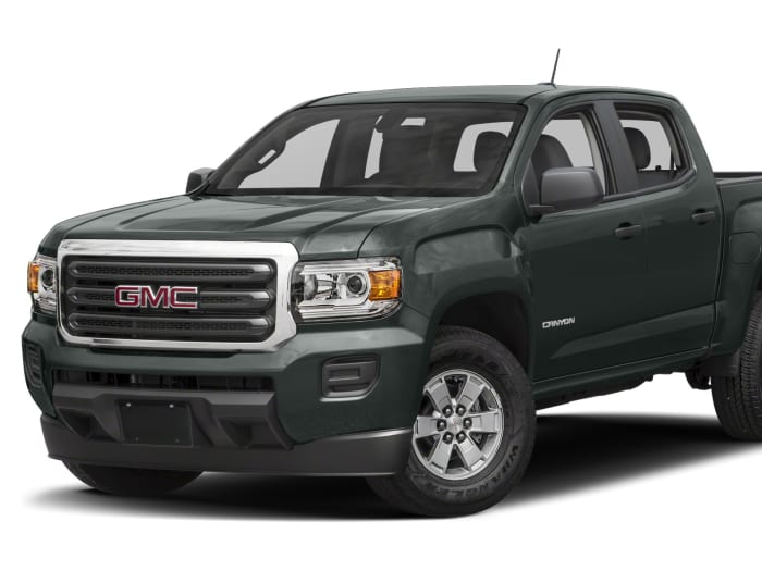 2017 gmc canyon base 4x2 crew cab 5 ft box 128 3 in wb information. Black Bedroom Furniture Sets. Home Design Ideas