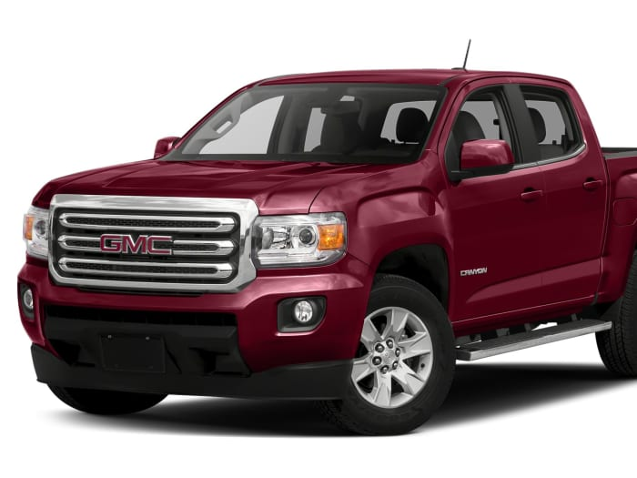 2018 gmc canyon sle 4x4 crew cab 5 ft box 128 3 in wb specs and prices. Black Bedroom Furniture Sets. Home Design Ideas