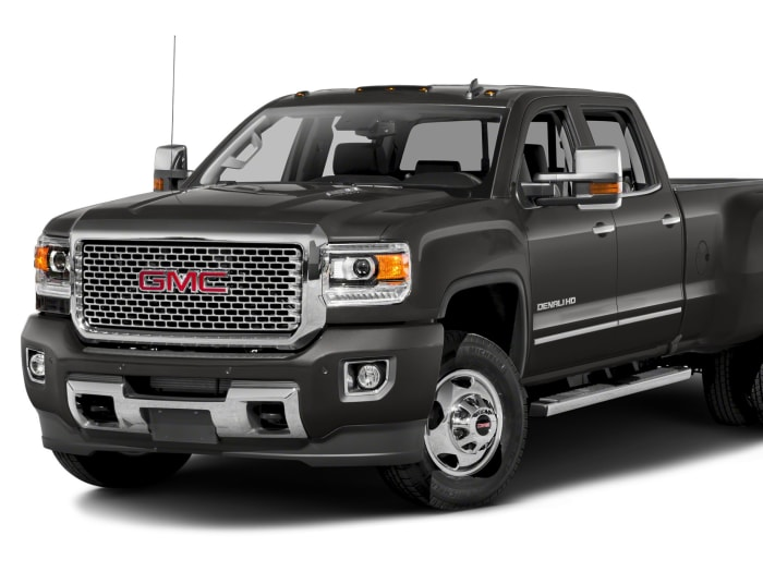 2016 gmc sierra 3500hd denali 4x4 crew cab 167 7 in wb drw pricing and options. Black Bedroom Furniture Sets. Home Design Ideas