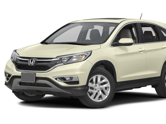 2016 Honda Cr V Ex 4dr Front Wheel Drive Pricing And Options
