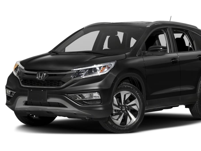 honda cr  touring dr  wheel drive pricing  options