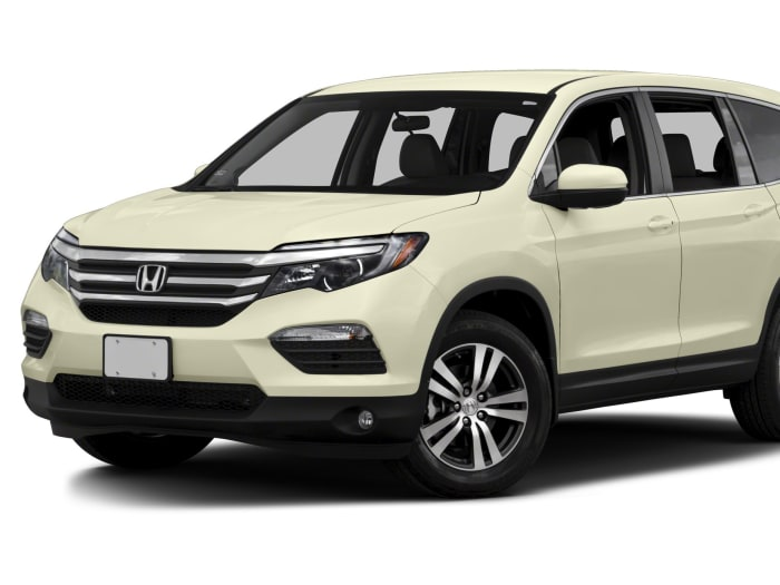 2016 honda pilot ex 4dr front wheel drive information. Black Bedroom Furniture Sets. Home Design Ideas