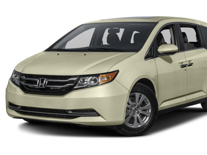 2016 Honda Odyssey EX-L Passenger Van Specs and Prices ...
