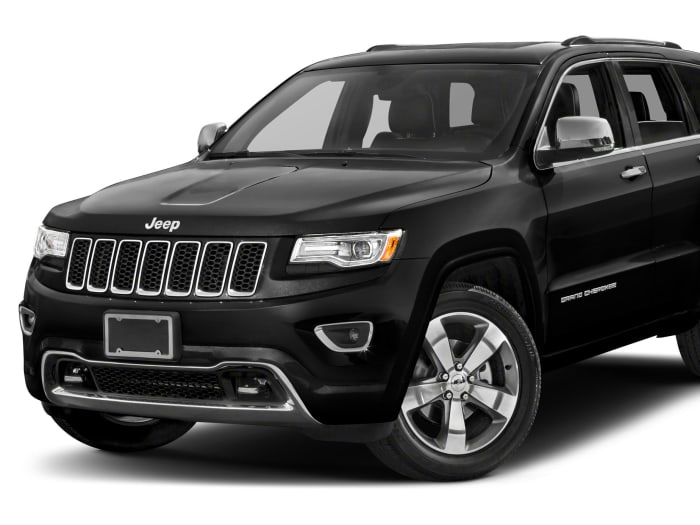 2016 jeep grand cherokee overland 4dr 4x4 pricing and options. Black Bedroom Furniture Sets. Home Design Ideas