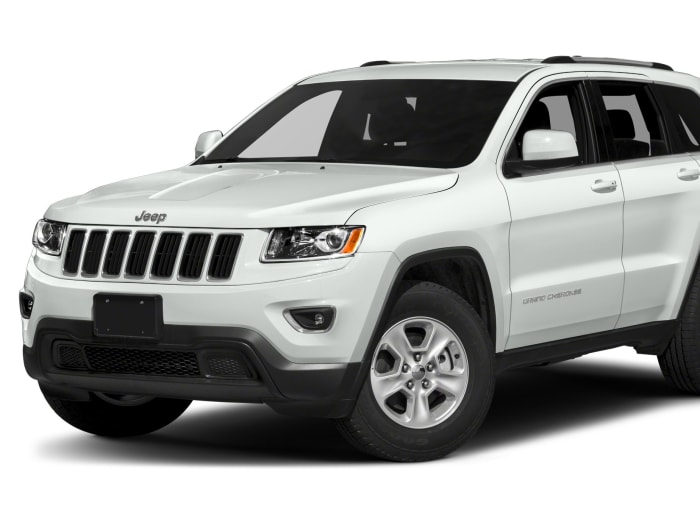 2019 White Jeep Grand Cherokee Limited