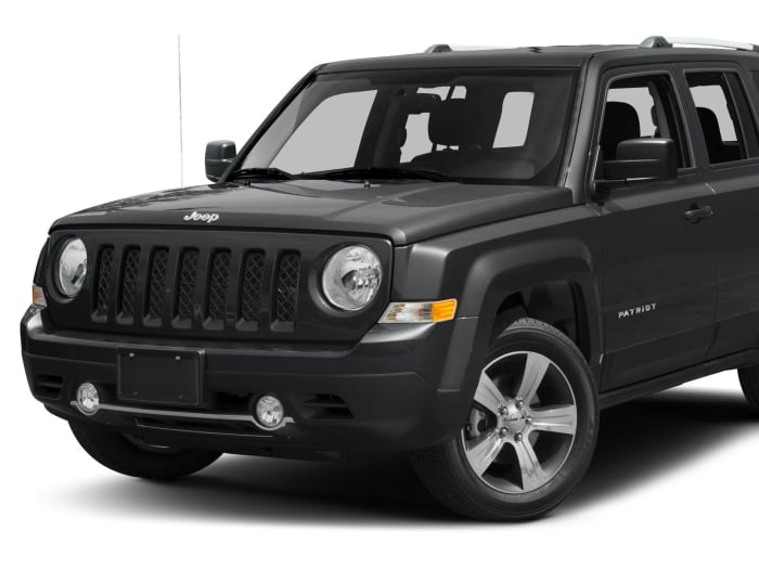 2014 Jeep Patriot Latitude 4dr 4x4 Pictures