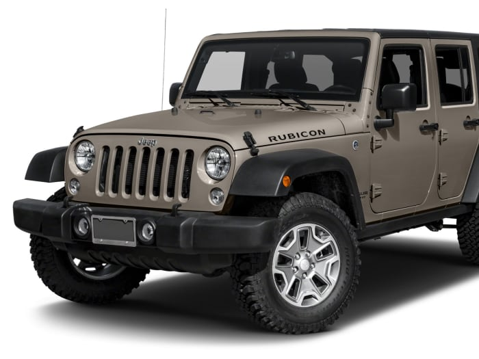 2013 Jeep Wrangler Unlimited Rubicon 4dr 4x4 Pricing and ...