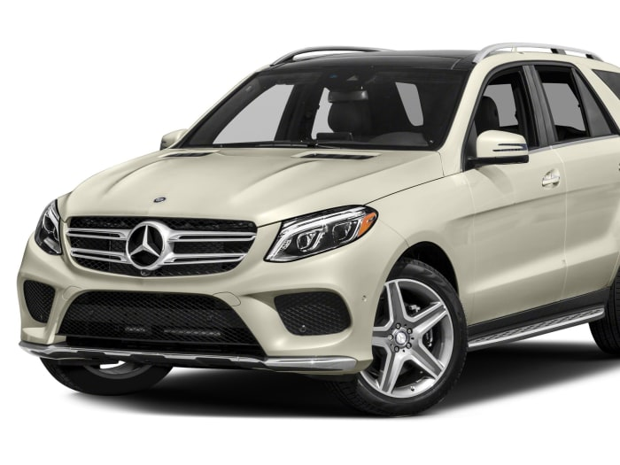 2017 mercedes benz gle 400 safety features