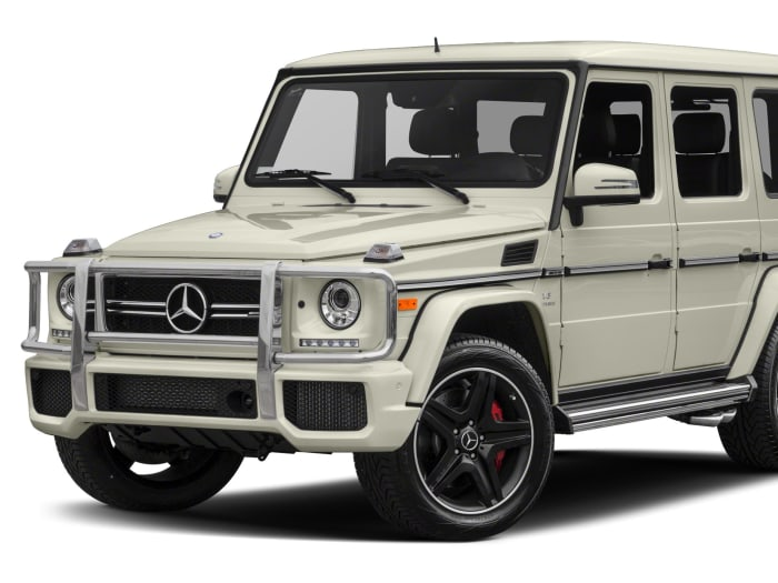 2018 Mercedes-Benz AMG G 63 Information