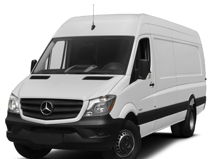 2016 mercedes benz sprinter class high roof sprinter 3500 extended cargo van 170 in wb 4wd drw. Black Bedroom Furniture Sets. Home Design Ideas