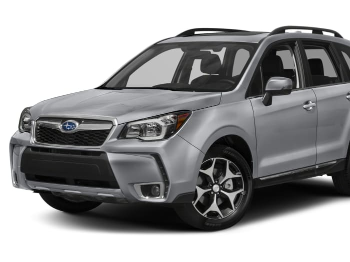 2016 subaru forester 2 0xt touring 4dr all wheel drive pricing and options. Black Bedroom Furniture Sets. Home Design Ideas