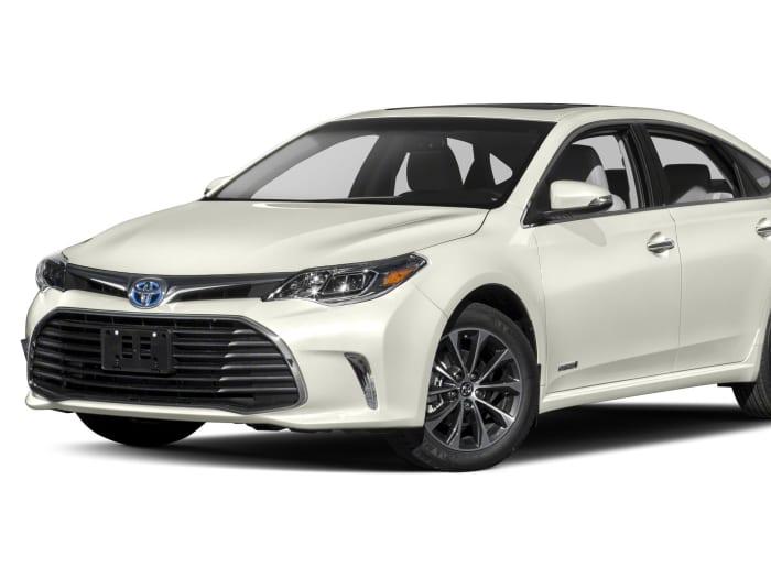 2018 Toyota Avalon Hybrid Information