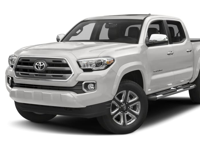 2017 toyota tacoma limited v6 4x4 double cab 127 4 in wb. Black Bedroom Furniture Sets. Home Design Ideas