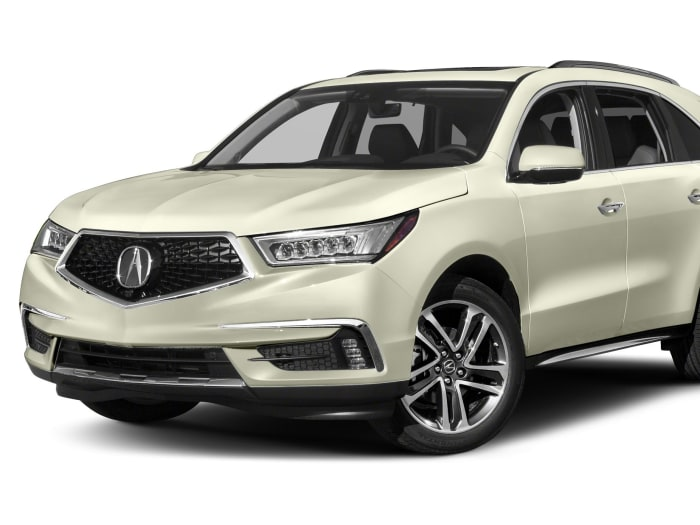 2017 Acura MDX 3.5L w/Advance & Entertainment Pkgs 4dr SH ...