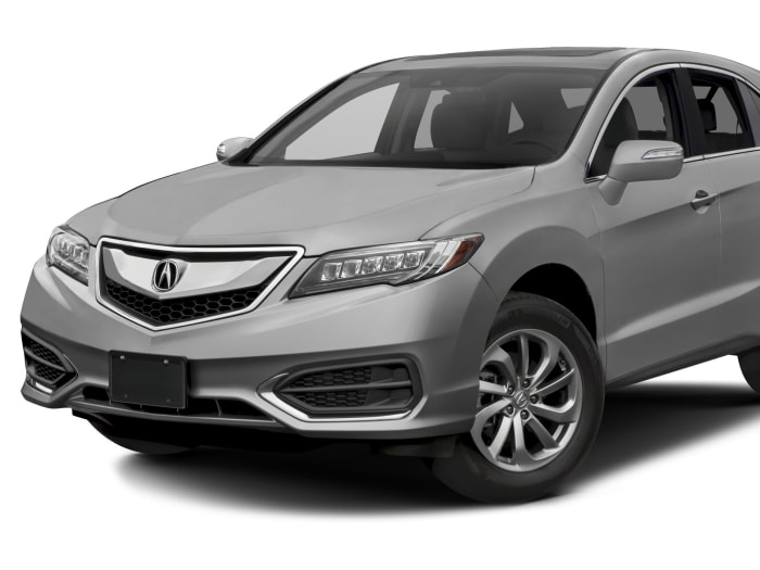 2017 acura rdx acurawatch plus package 4dr front wheel. Black Bedroom Furniture Sets. Home Design Ideas