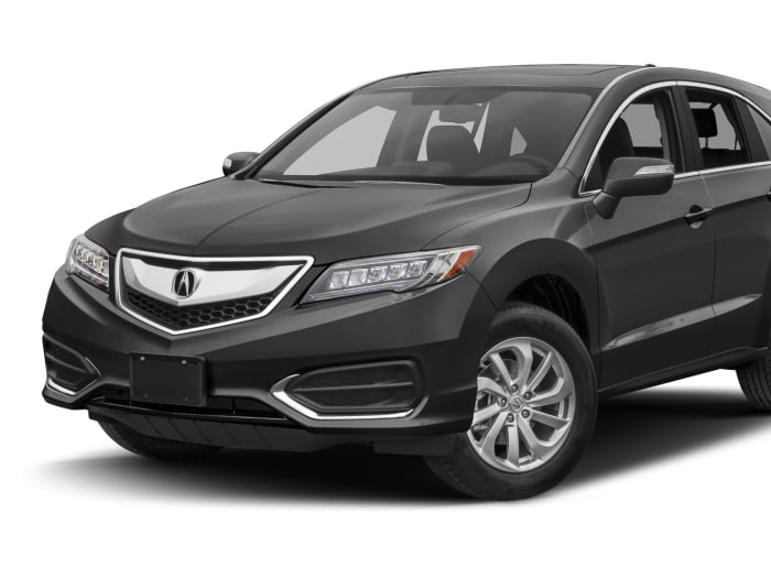 2017 acura rdx technology package 4dr front wheel drive. Black Bedroom Furniture Sets. Home Design Ideas