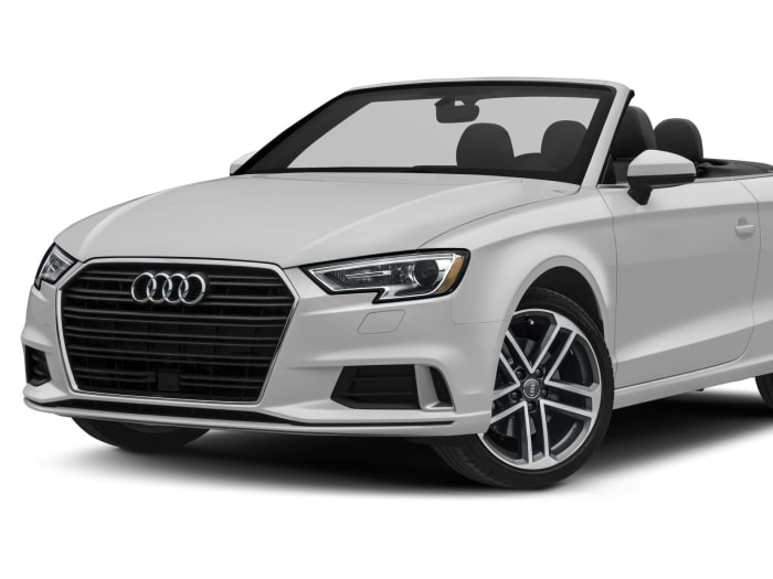 2018 audi a3 2 0t premium 2dr front wheel drive cabriolet pricing and options. Black Bedroom Furniture Sets. Home Design Ideas
