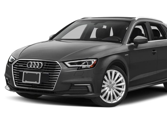 2018 Audi A3 E