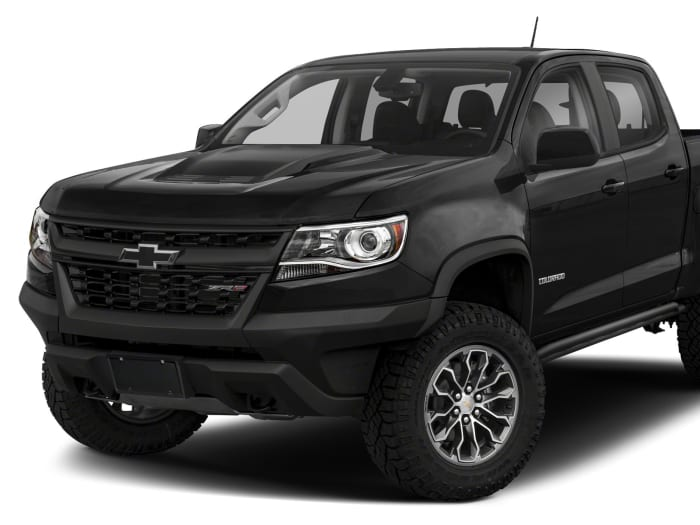 Chevy Colorado Green >> 2018 Chevrolet Colorado ZR2 4x4 Crew Cab 5 ft. box 128.3 in. WB for Sale