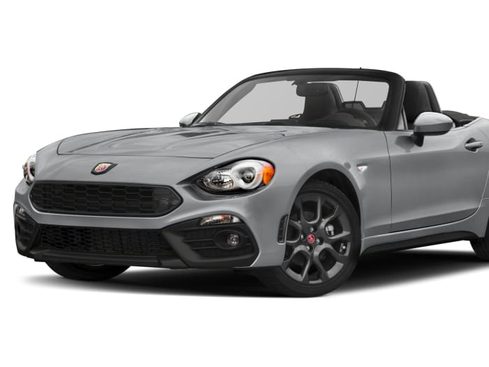 2018 fiat 124 spider abarth 2dr convertible pricing and options. Black Bedroom Furniture Sets. Home Design Ideas