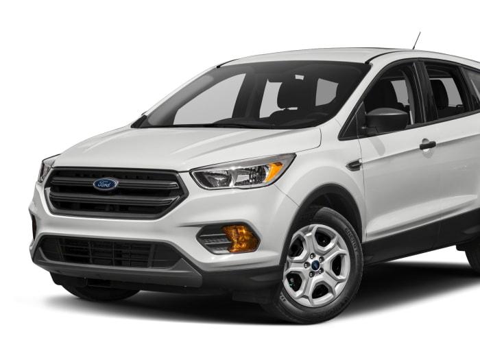 2018 Ford Escape Information