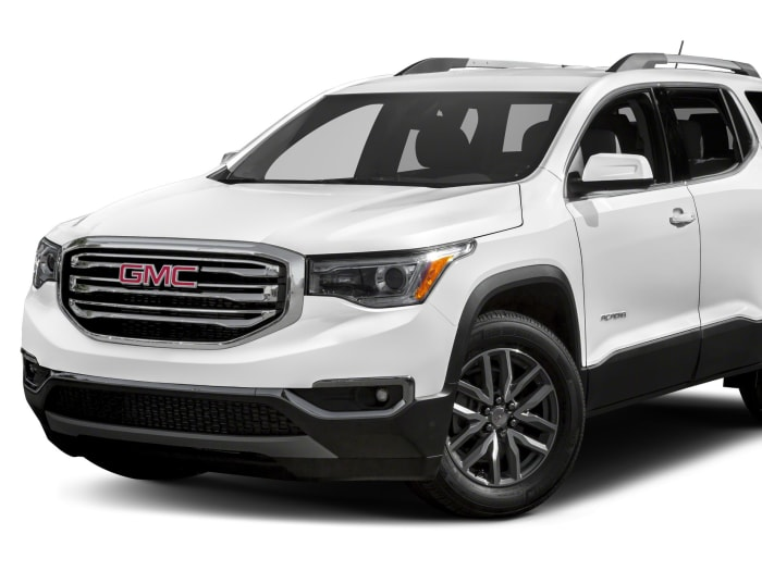 2017 gmc acadia slt 2 all wheel drive pricing and options. Black Bedroom Furniture Sets. Home Design Ideas