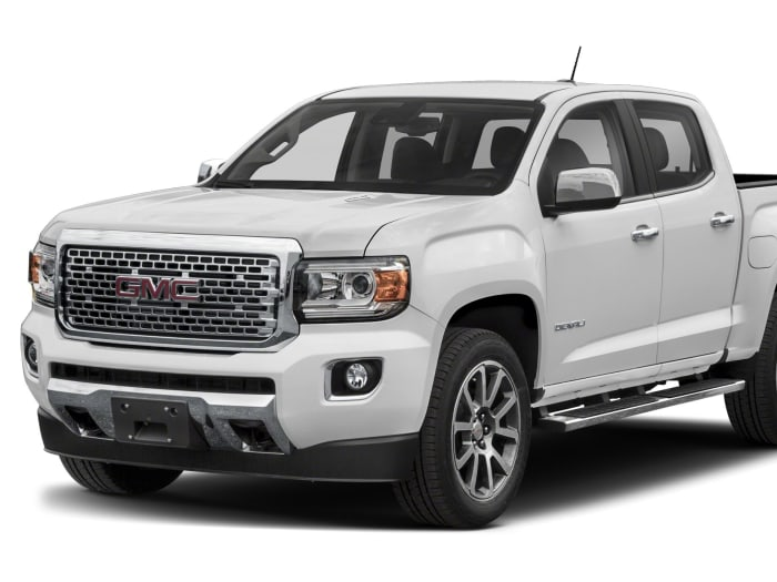 2018 gmc canyon denali 4x4 crew cab 6 ft box 140 5 in wb. Black Bedroom Furniture Sets. Home Design Ideas