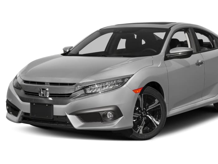 2017 honda civic touring 4dr sedan safety features for Honda civic safety