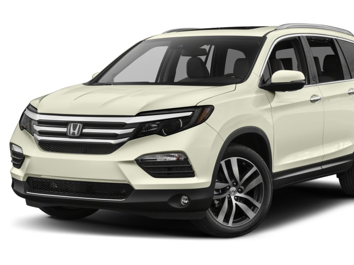 2017 honda pilot touring 4dr all wheel drive pictures. Black Bedroom Furniture Sets. Home Design Ideas