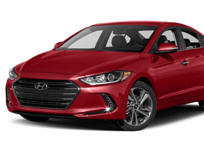 2017 Hyundai Elantra Limited 4dr Sedan Specs And Prices