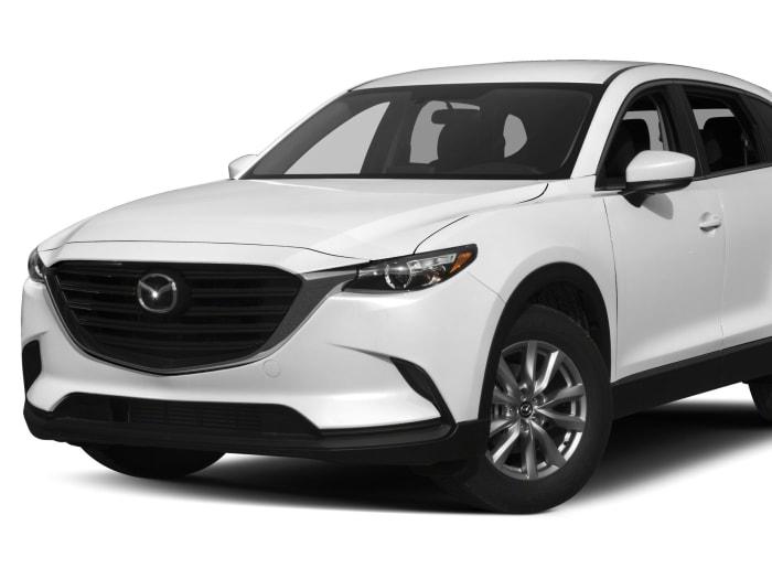 2017 Mazda Cx 9 Sport 4dr All Wheel Drive Sport Utility Equipment