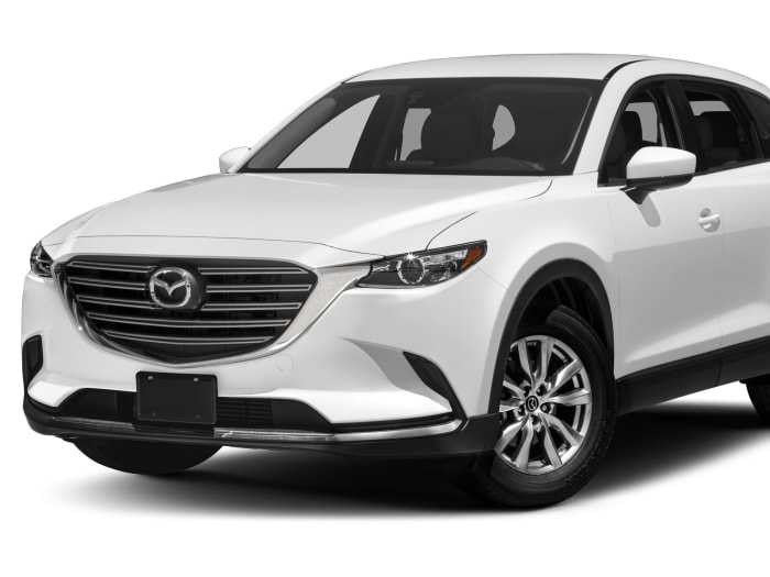 2017 Mazda Cx 9 Touring 4dr All Wheel Drive Sport Utility Pricing And Options