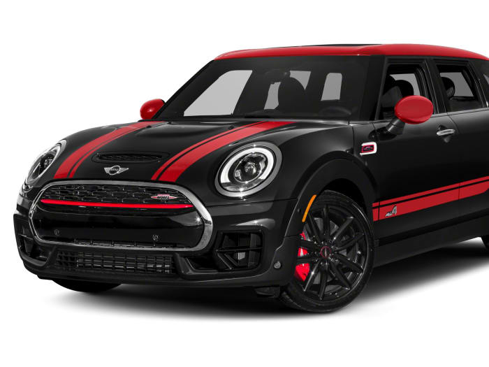 2017 MINI Clubman John Cooper Works 4dr ALL4 Pricing And