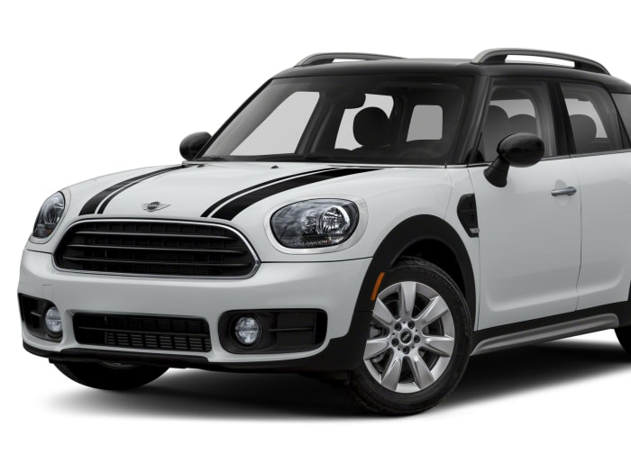 2018 mini countryman specs and prices. Black Bedroom Furniture Sets. Home Design Ideas