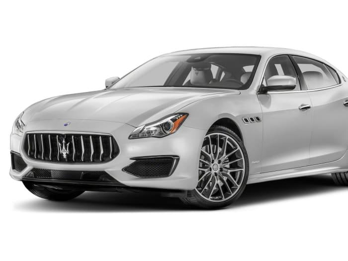 2018 Maserati Quattroporte Information