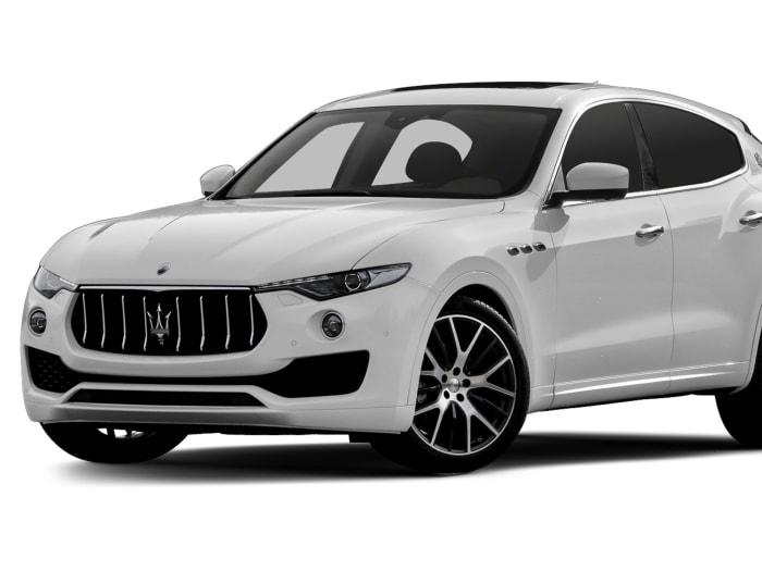 2018 Maserati Levante Information