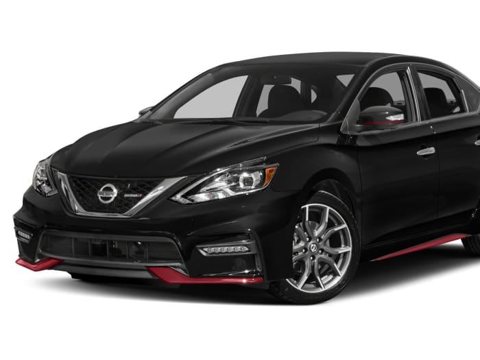 2018 Nissan Sentra NISMO 4dr Sedan Pictures