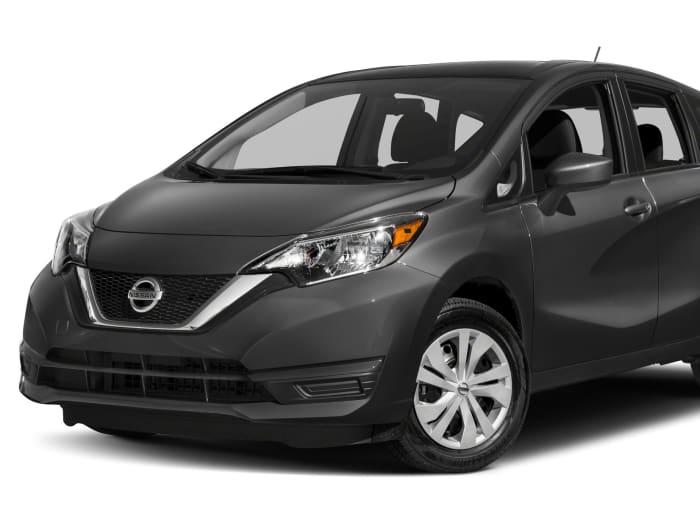 2017 nissan versa note new car test drive. Black Bedroom Furniture Sets. Home Design Ideas
