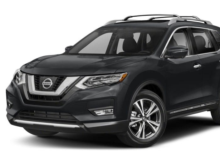 2017 nissan rogue sl 4dr all wheel drive 2017 5 pricing and options. Black Bedroom Furniture Sets. Home Design Ideas