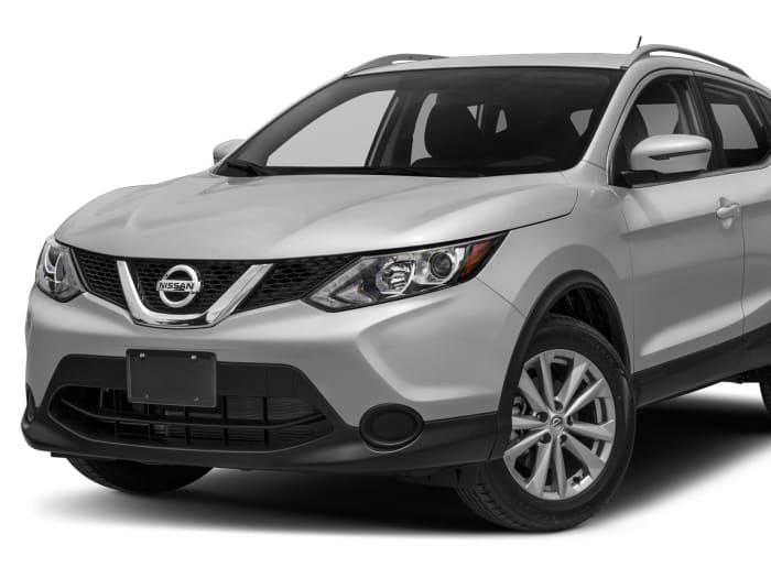 2017 Nissan Rogue Sport Information