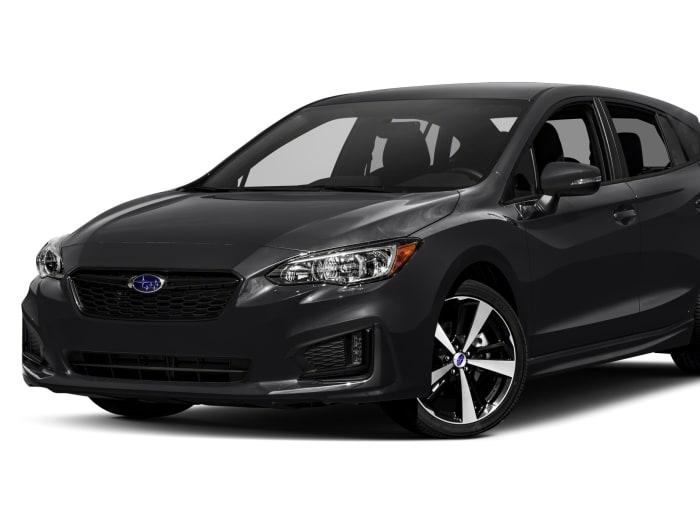 2018 subaru impreza sport 4dr all wheel drive hatchback pictures. Black Bedroom Furniture Sets. Home Design Ideas