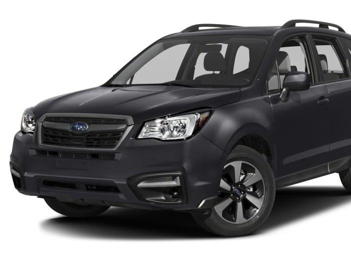 2018 Subaru Forester 2 5i Premium 4dr All Wheel Drive