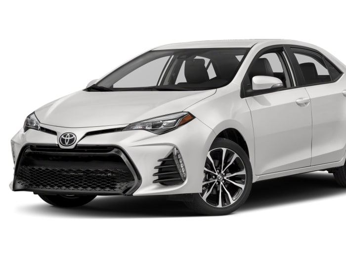 2018 toyota corolla xse 4dr sedan pictures. Black Bedroom Furniture Sets. Home Design Ideas