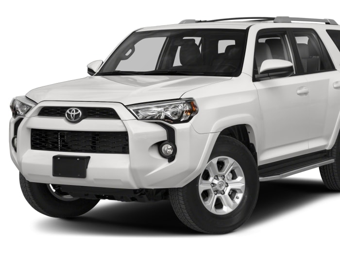 2018 Toyota 4Runner Information
