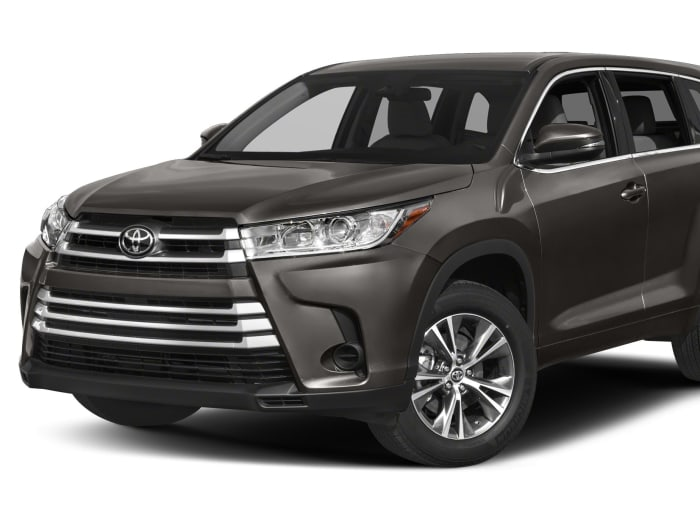 2017 Toyota Highlander LE Plus V6 4dr All wheel Drive Pricing and