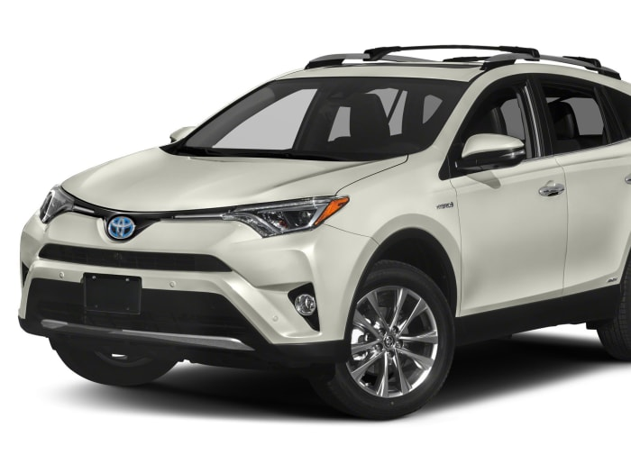 2018 toyota rav4 hybrid limited 4dr all wheel drive pricing and options. Black Bedroom Furniture Sets. Home Design Ideas