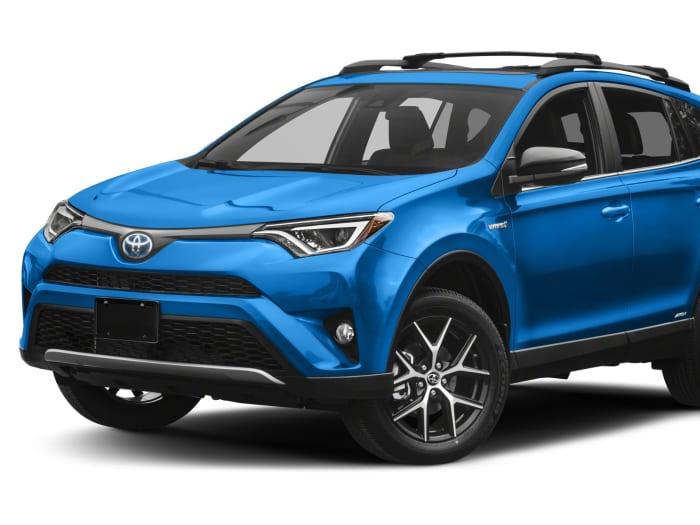 2018 toyota rav4 hybrid se 4dr all wheel drive pricing and options. Black Bedroom Furniture Sets. Home Design Ideas