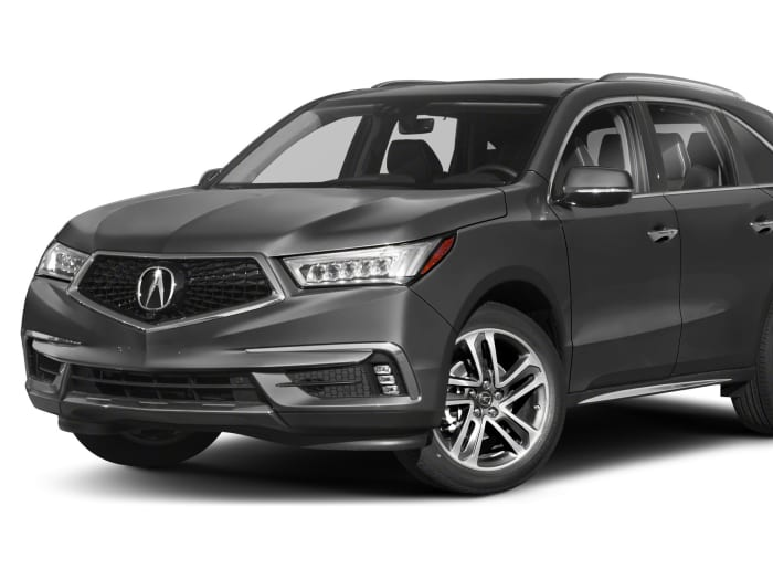 2018 acura mdx 3 5l w advance package 4dr sh awd pricing and options. Black Bedroom Furniture Sets. Home Design Ideas