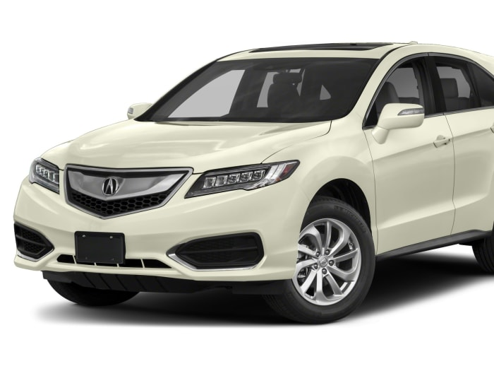 2018 acura rdx technology acurawatch plus packages 4dr. Black Bedroom Furniture Sets. Home Design Ideas